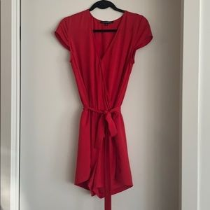 2 for $30 Dynamite red romper